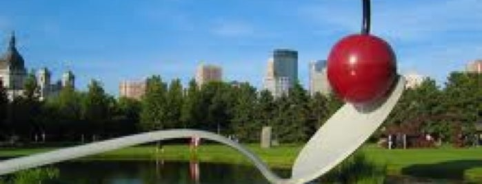 Minneapolis Sculpture Garden is one of All-time favorites in United States (Part 1).