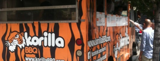 Korilla BBQ is one of New York, New York.