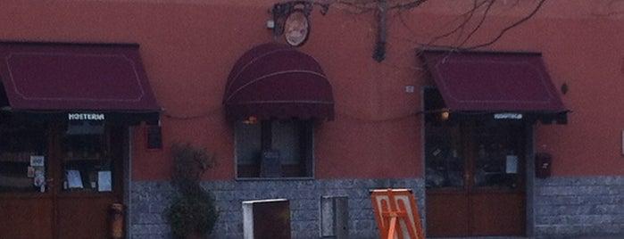 Hosteria De La Busecca is one of Ristoranti.