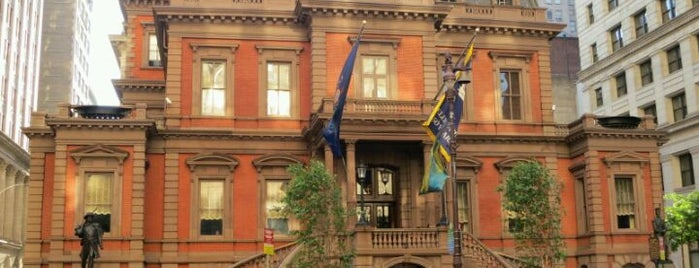 The Union League of Philadelphia is one of Historic America.