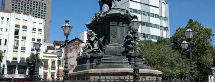 Praça Tiradentes is one of TEM QUE IR, TEM QUE IR.