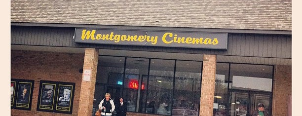 Montgomery Cinemas is one of Lieux qui ont plu à Michael.