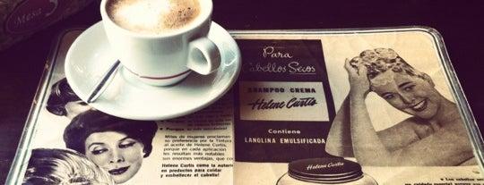 Café Bistro de la Barra is one of Food & Fun - Santiago de Chile.