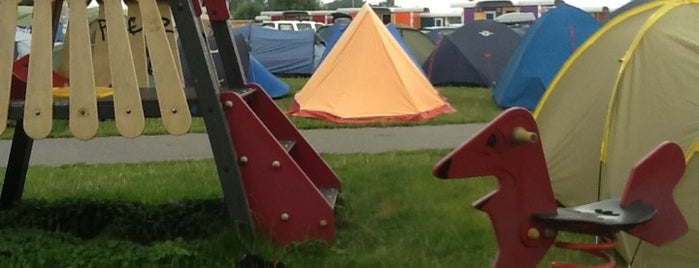 Camping Zeeburg is one of Amst.