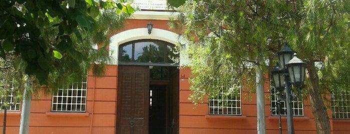 İstanbul Üniversitesi HAYEF is one of Aysegul'un Beğendiği Mekanlar.