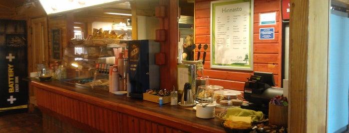 Café Kuusijärvi is one of Orte, die Merve gefallen.