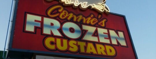 Connie's Frozen Custard is one of Jean's Liked Places.