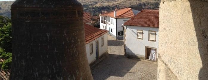 Cinco Vilas is one of Tempat yang Disukai João.