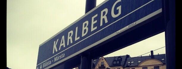 Karlberg (J) is one of Orte, die Chris gefallen.