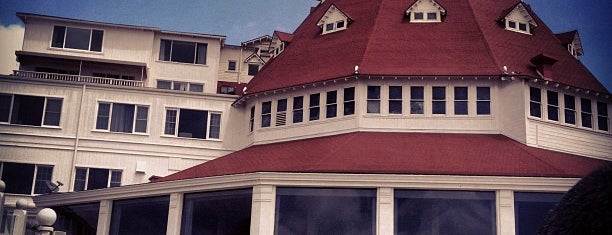 Hotel del Coronado is one of 72 hours in San Diego.