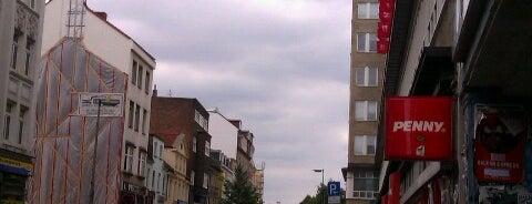 Sternschanze is one of StorefrontSticker #4sqCities: Hamburg.