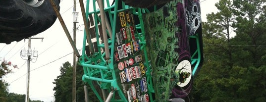 Grave Digger is one of สถานที่ที่ Ann-Cabell ถูกใจ.