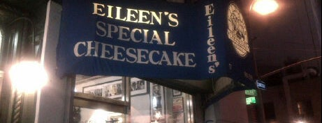Eileen's Special Cheesecake is one of Dee's NY favorites.