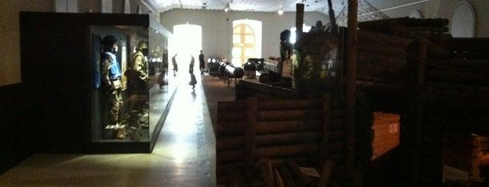 Sotamuseon Maneesi (Military Museum The Manege) is one of Достопримечательности Финляндии.