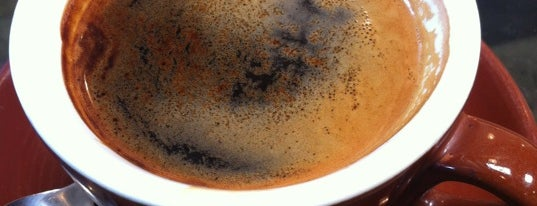 Ristretto Roasters is one of Portland's Best Coffee - 2012.