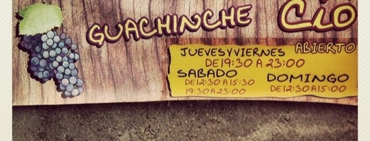 Guachinche El Bulli_cio is one of Tenerife: restaurantes y guachinches..
