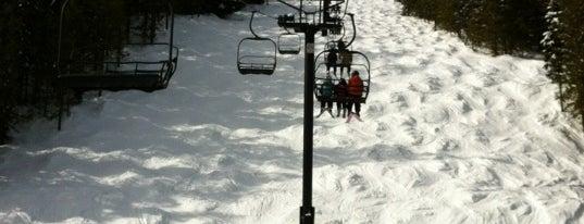 Red Mountain Resort is one of BC Ski Resorts.