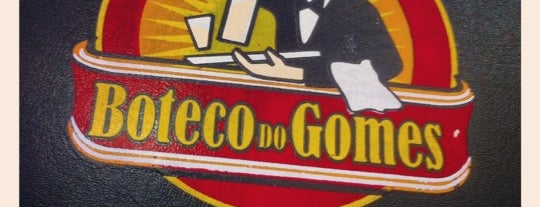 Boteco do Gomes is one of Drinking.