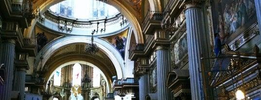Catedral Basílica de la Madre Santísima de La Luz is one of Mexico.