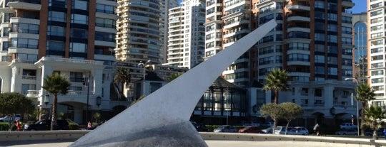Reloj de Sol Salinas is one of Chile.