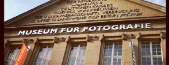 Museum für Fotografie is one of Must Do: Berlin.
