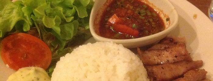 KrungKaeo (Coffee cake & steak) is one of Chiang rai jaoo.