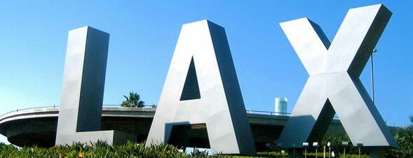 LAX Sign is one of Los Angeles.