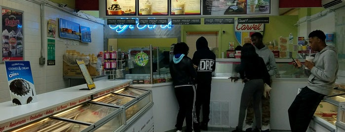 Carvel Ice Cream is one of Brownstone Living NYC's Liked Places.