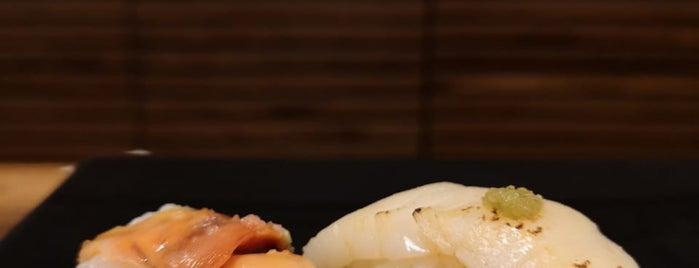 Sushi Iwashi is one of Lugares guardados de Minel.