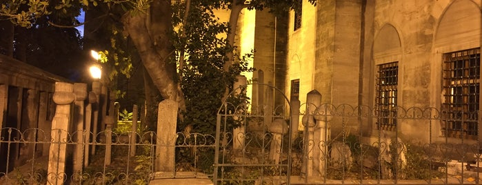 Kadırga Bostan-ı Ali Camii is one of 1-Fatih to Do List | Spiritüel Merkezler.