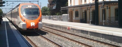 RENFE Calafell is one of Calafell.