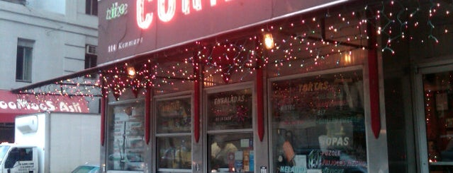 La Esquina is one of NYC Foodz.