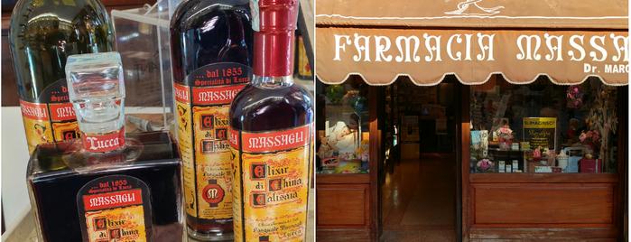 Farmacia massagli is one of Lucca.