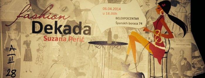 Belexpo Centar | Expo XXI is one of +381642216944#.