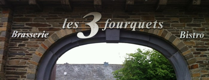 Brasserie Les Trois Fourquets is one of Beer / Belgian Breweries (2/2).
