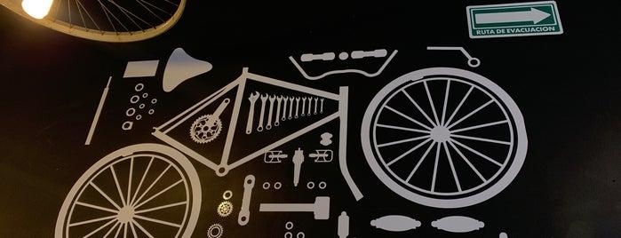Remedios Bicicletería y Café is one of Alex'in Kaydettiği Mekanlar.