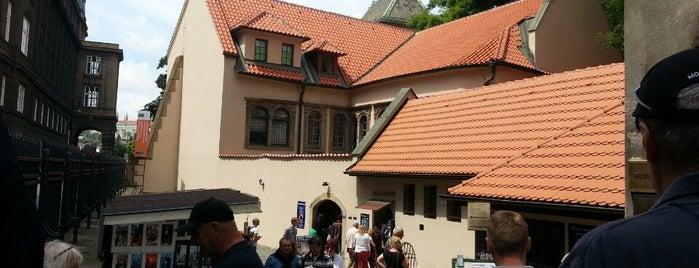 Pinkasova synagoga is one of Praha - Prague - Praga.