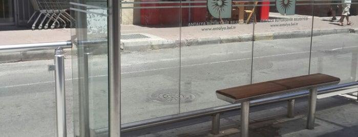 Şarampol Antray Durağı is one of CHECK-IN EVERYDAY 😗.