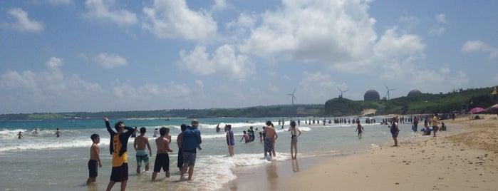 墾丁南灣 South Beach is one of Places I would like to visit in my lifetime.