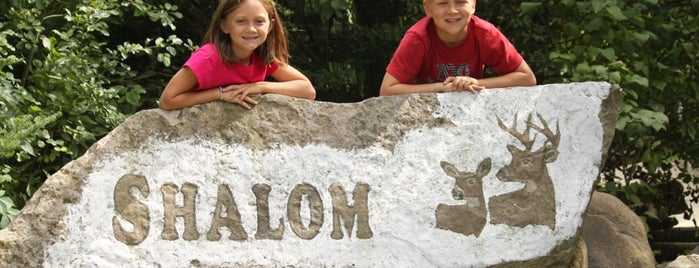 Shalom Wildlife Sanctuary is one of Door county.
