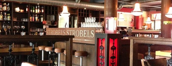 Strobels is one of Dortmund.
