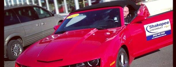 Shakopee Chevrolet is one of Locais curtidos por Lance P.