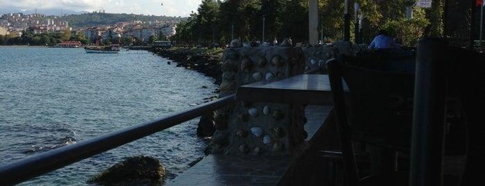 İskele Bahce Cafe Restorant is one of Başka yer vardı da biz mi gitmedik :).