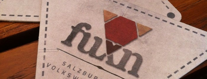 fuxn is one of Salzburg.