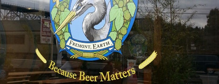Fremont Brewing Company is one of Wishlist: Breweries/Bars/Pubs.