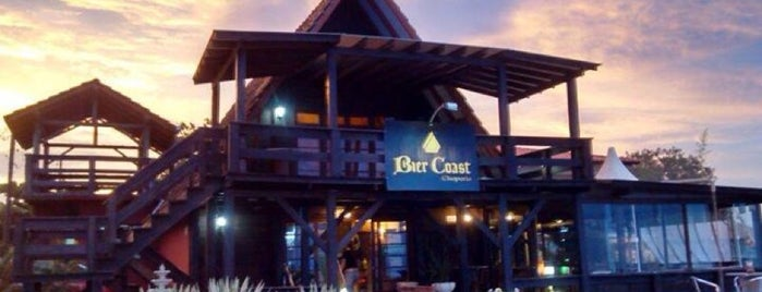 Bier Coast is one of prefers.
