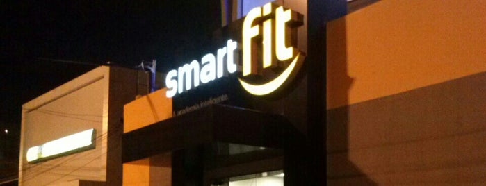Smart Fit is one of Phillipe : понравившиеся места.