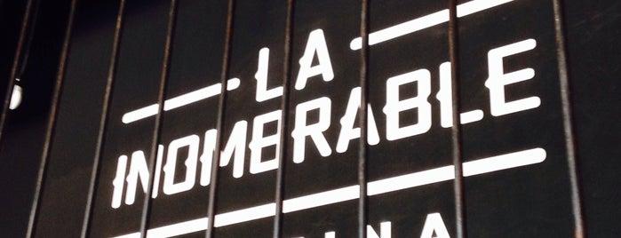 La Inombrable is one of สถานที่ที่บันทึกไว้ของ Yoshua.