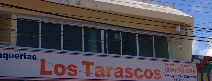 Taqueria Los Tarascos is one of Mexikoooo.