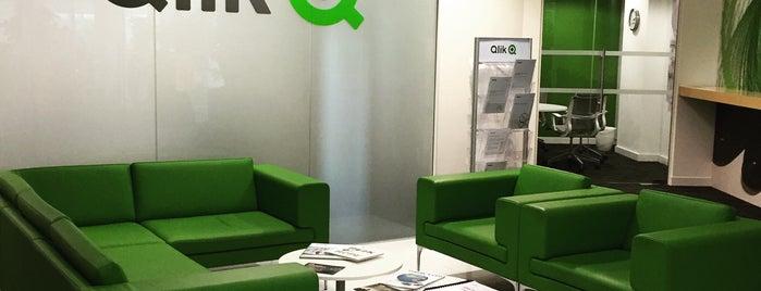 Qlik UK / QlikTech is one of Qlik Offices.
